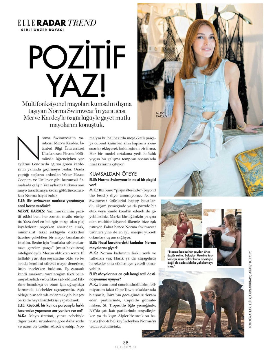 Interview of Merve Kardes