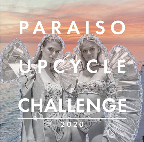 Paraiso Upcycle Challenge Banner