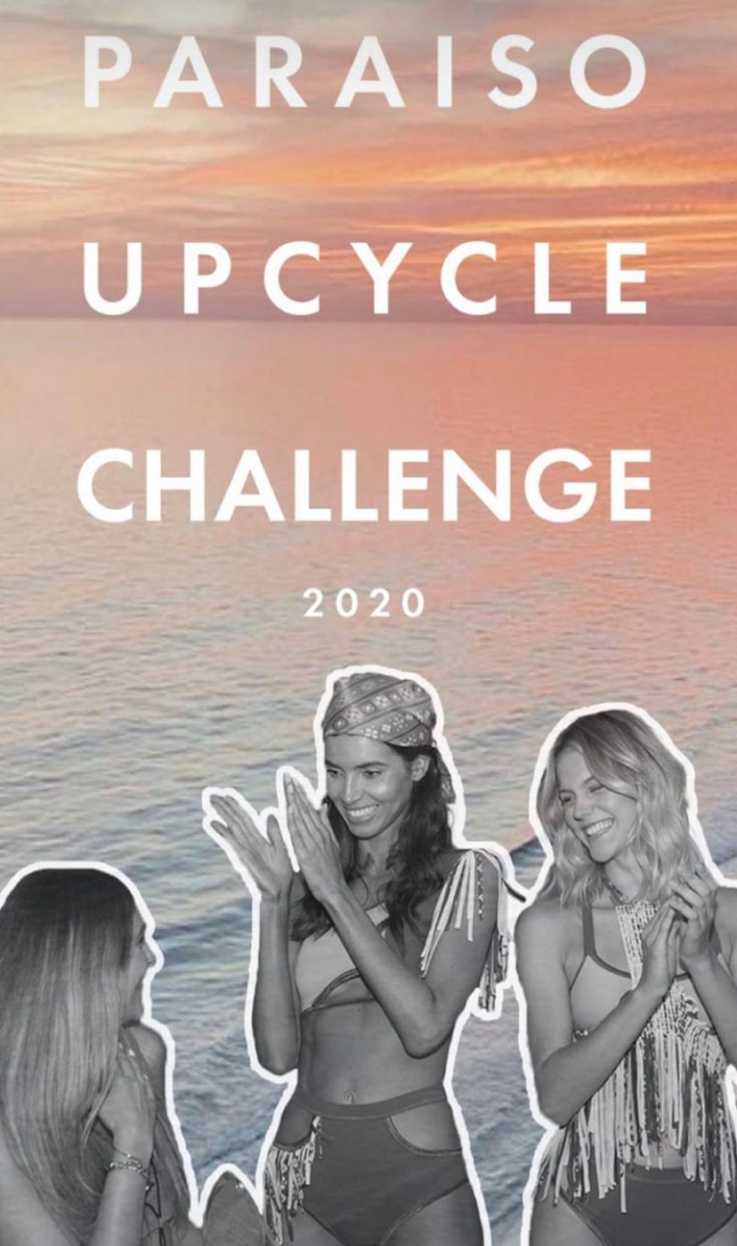 Another Paraiso Upcycle Challenge Banner