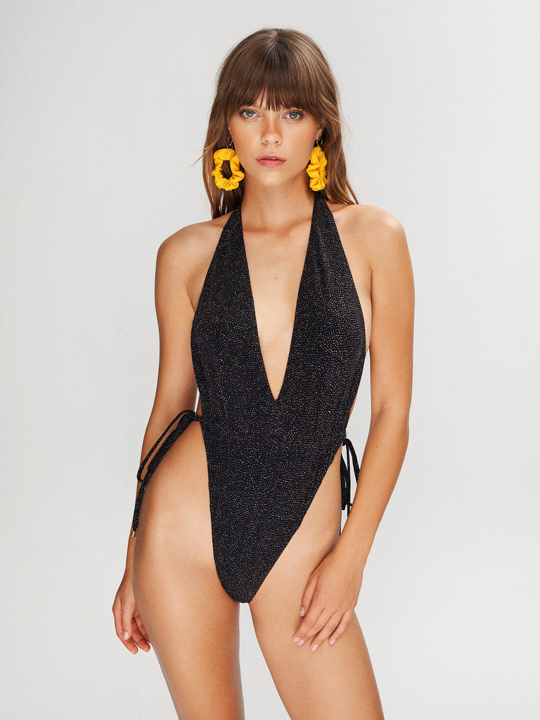 DESTINY SWIMSUIT- INFINITY BLACK
