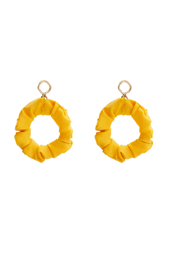 LAVISH EARRINGS - CITRINE