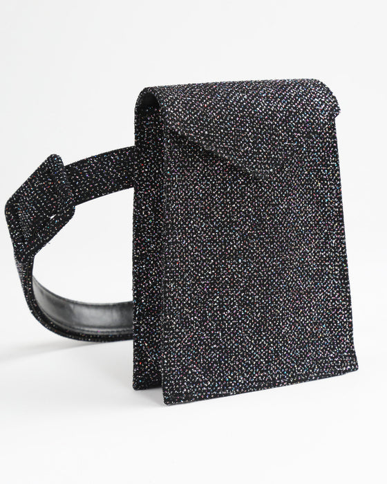 SPARKLING BELT BAG