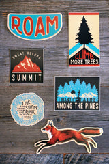 Adventure Sticker Pack