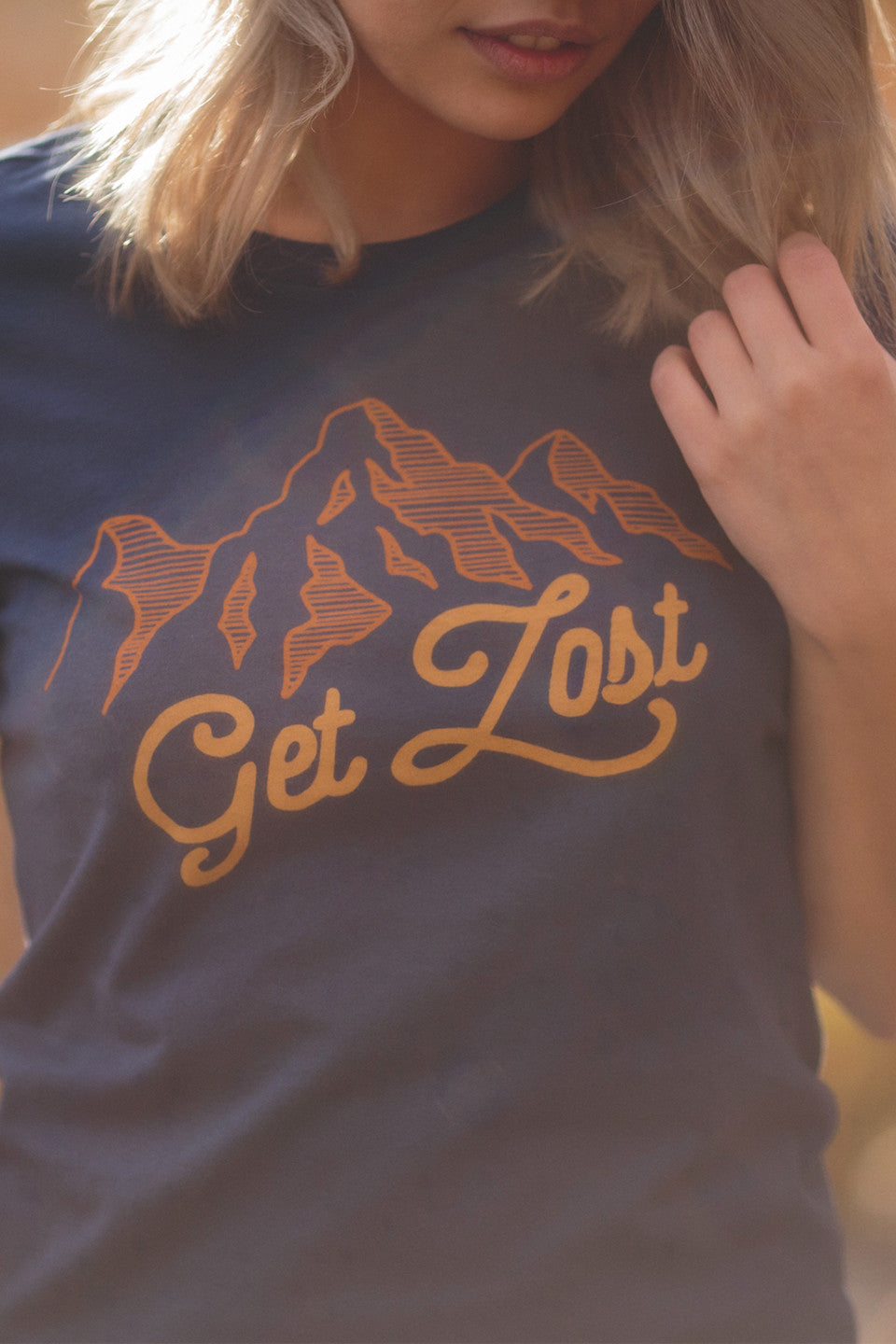 Get Lost Classic Tee