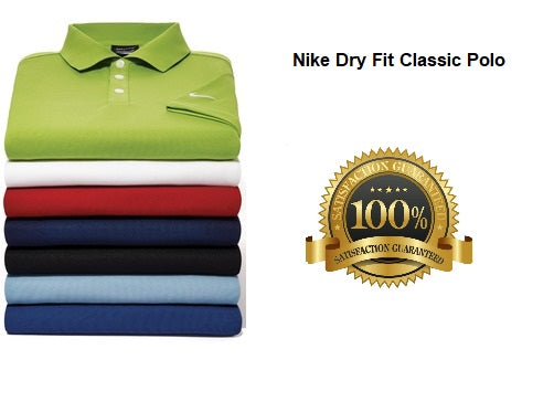 Nike Dry Fit Classic Polo