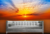 Colorful Sunset Wall Decal