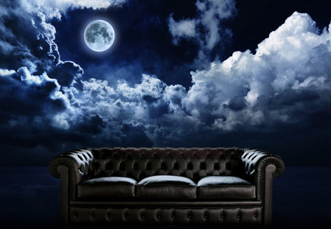 Dark Night Wall Decal