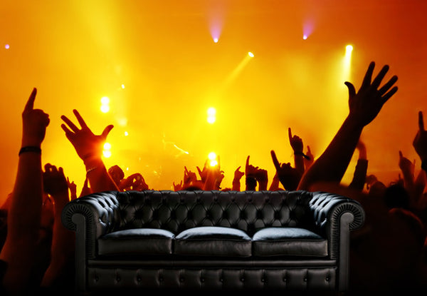 Audience Wall Decal