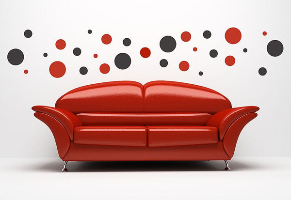 Polkadots Wall Decal