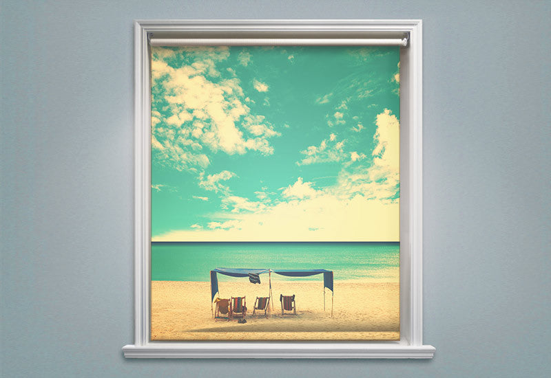 Beach Days Roller Shades