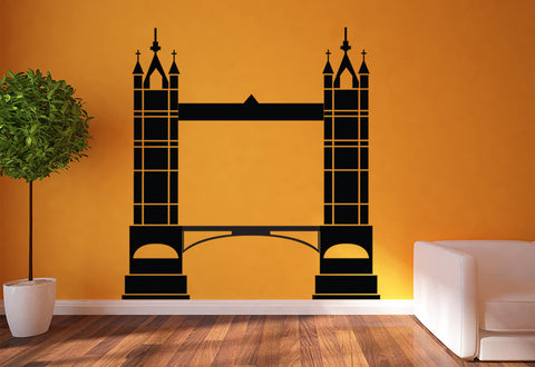 London Bridge Wall Decal