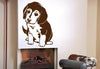 Beagle Puppy Wall Decal