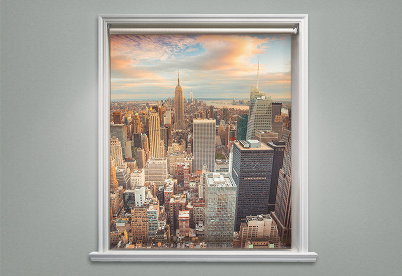New York City Roller Shades