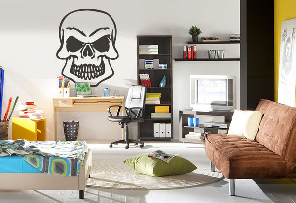 Skull #2 Wall Decal