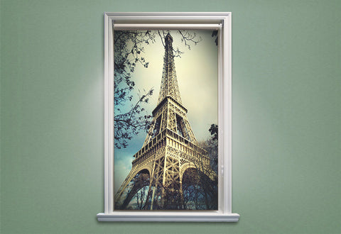 Eiffel Tower Roller Shades