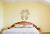 Kissing Angels Wall Decal