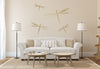 Dragonfly Set of 4 Wall Decal