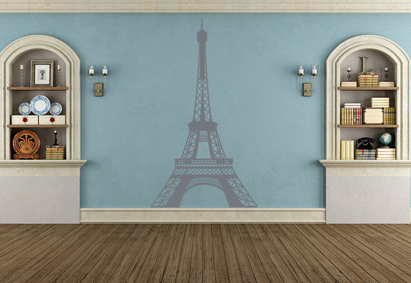 Eiffel Tower #1 Wall Decal