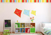 Kites Wall Decal - Set of 3
