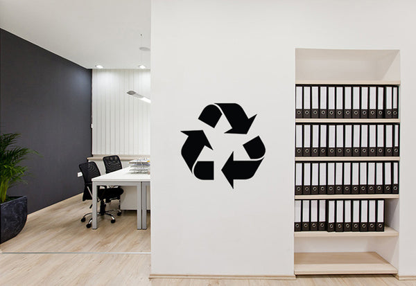 Recycling Wall Decal
