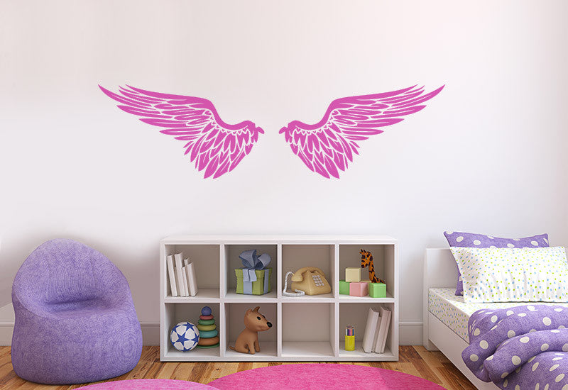 Urban Wings Wall Decal