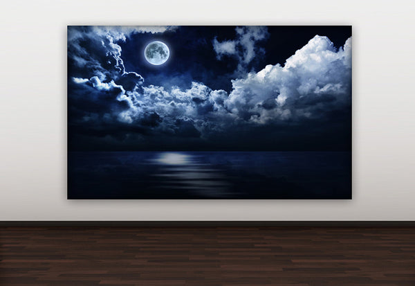 Dark Night Canvas