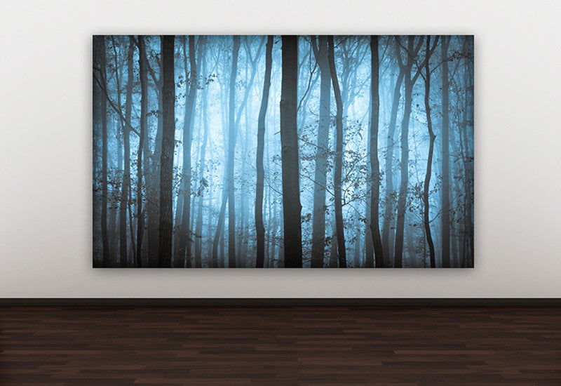 Magical Forest Canvas