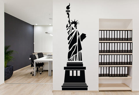 Statue of Liberty New York City Wall Decal
