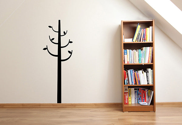 Coat Rack Tree Wall Decal (Hooks not included)