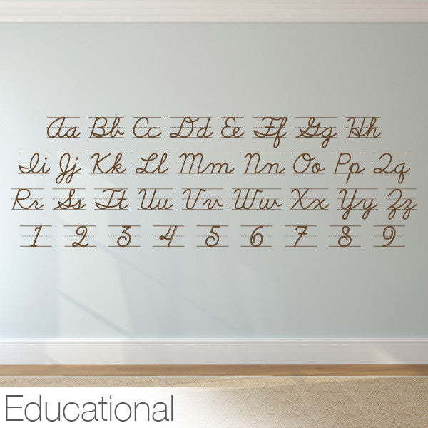 Educational & Alphabets