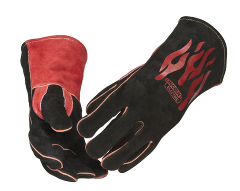 Lincoln K2979 Traditional MIG/Stick Welding Gloves (1 Pair)