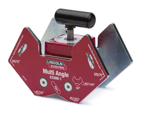 "Strong Hand MS2-90 7"" Adjust-O™ 90° Dual Switch Magnet Square (1 Each)"