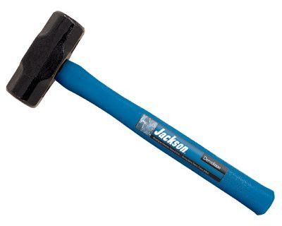 Ames True Temper 1196800 Jackson Double Faced Sledge Hammers, 3 lb, Fiberpro Handle (1 EA)