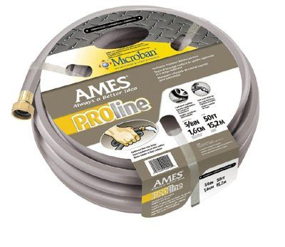Ames True Temper 4003600 Pro-Flow Commercial Duty Hoses, 5/8 in X 50 ft (1 EA)