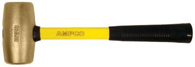 ampco-safety-tools-m-3fg-6-lb-mallet-w/fiberglasshandle