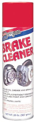 Berryman 1420 Brake Cleaners, 20 oz Aerosol Can (12 Cans)