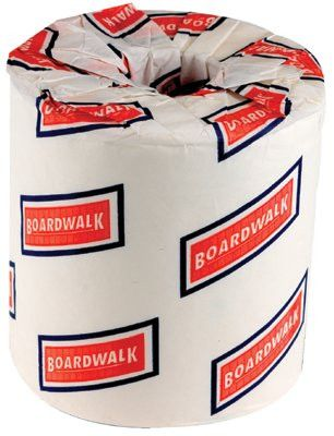 Boardwalk 6150 Bathroom Tissue 4.5 X 3.75, 2-Ply (96 Rolls/Case)