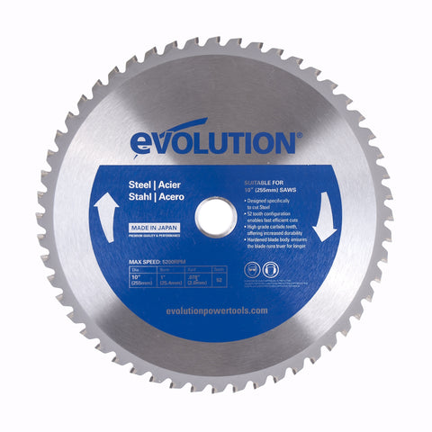 "Evolution 10BLADEST 10"" Saw Blade"