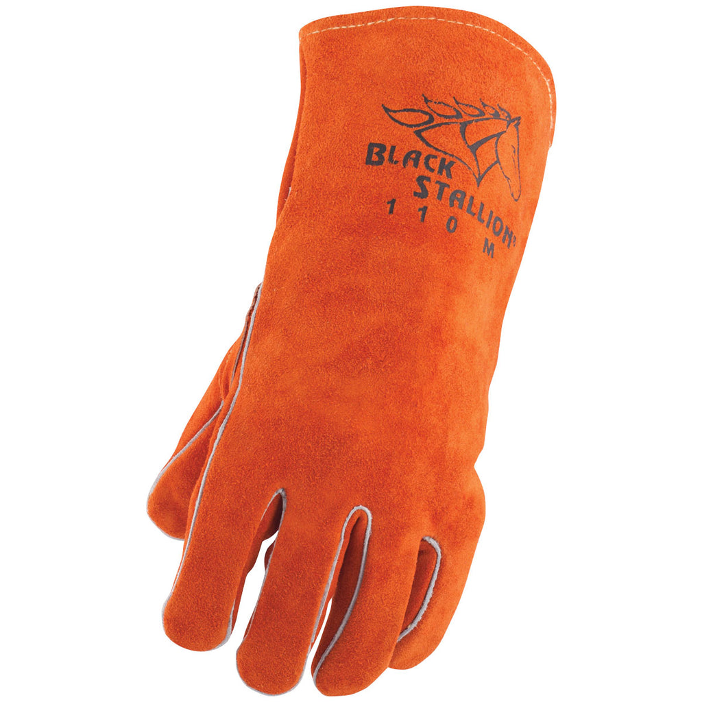 Revco 110LH Black Stallion® Select Shoulder Split Cowhide Stick Glove - Left Hand ONLY (1 Glove)