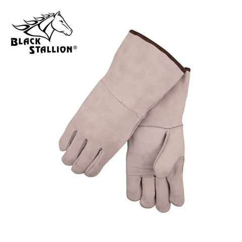 Revco 111Y SHOULDER SPLIT COWHIDE BASIC WELDING GLOVES