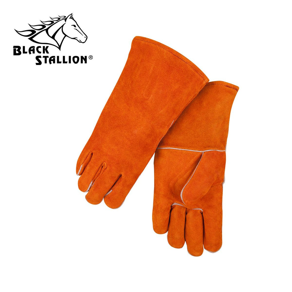 Revco 112 SHOULDER SPLIT COWHIDE BASIC WELDING GLOVES