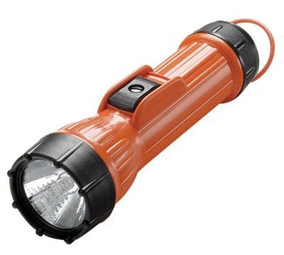 Bright Star 13740 Worksafe Flashlights, 2 D, PR-2 Bulb (1 EA)