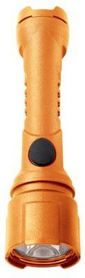 Bright Star 60102 Razor LED Flashlights, 3 AA, 90 lumens, Safety Orange (1 EA)