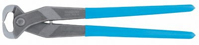 Channellock 358-BULK Cutting Pliers-Nippers, 8 in, Polish, Plastic-Dipped Grip (1 EA)