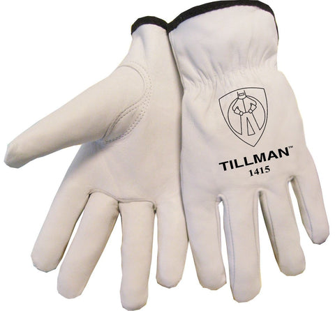 Tillman 1415 Top Grain Goatskin Drivers Gloves (1 Pair)