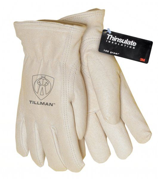 Tillman 1419 Thinsulate Top Grain Pigskin Winter Gloves (1 Pair)