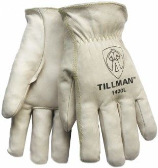 Tillman 1420 Premium Top Grain Cowhide Drivers Gloves (1 Pair)