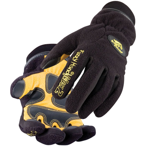 Revco 15FH-MAX2 Black Stallion® Pigskin Water Resistant Winter Gloves (1 Pair)