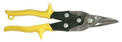 Wiss M3R Metalmaster Snips, Straight Handle, Cuts Right, Left, and Straight 1 EA
