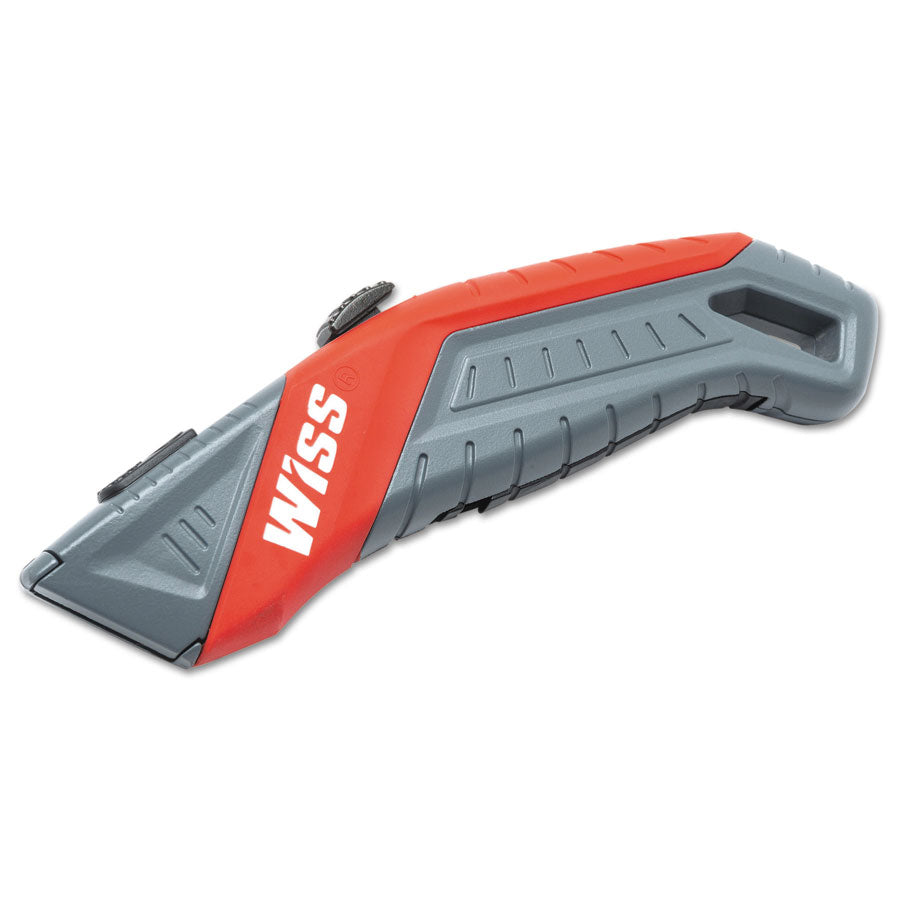 Wiss WKAR2 Auto-Retracting Safety Utility Knife
